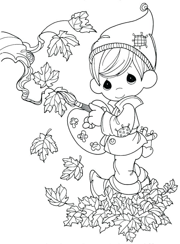 600x812 Coloring Page Fall Fall Coloring Sheets Fall Coloring Pages