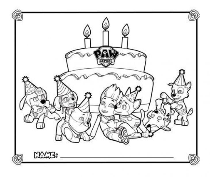 730x614 Best Nick Jr Coloring Pages Images On Colouring