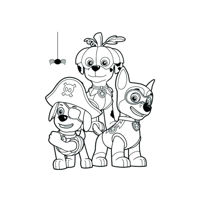 687x687 Nick Jr Coloring Pages Online