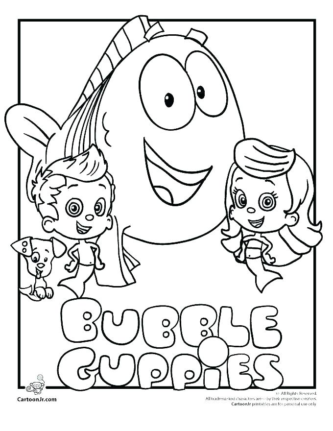680x880 Nickjr Coloring Pages