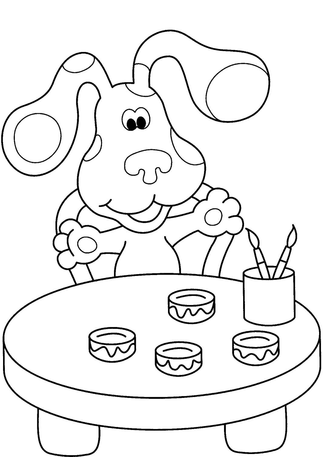 1067x1509 Nick Jr Coloring Pages
