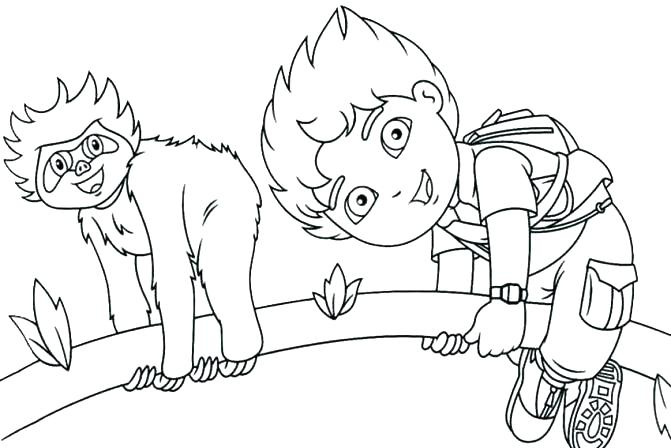671x448 Nick Coloring Pages Nick Jr Coloring Pages Printable Inside Idea