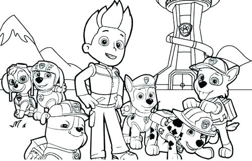 Nick Jr Coloring Pages - GetColoringPages.com | 320x500