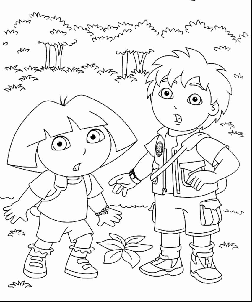 853x1024 Nick Jr Halloween Coloring Pages Coloring Page