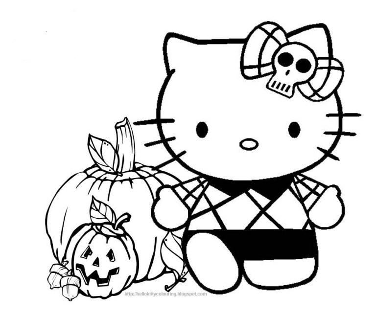 768x648 Nickelodeon Halloween Coloring Pages Festival Collections