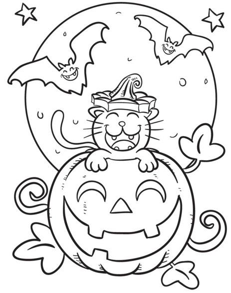 463x587 Nickelodeon Halloween Coloring Pages Festival Collections