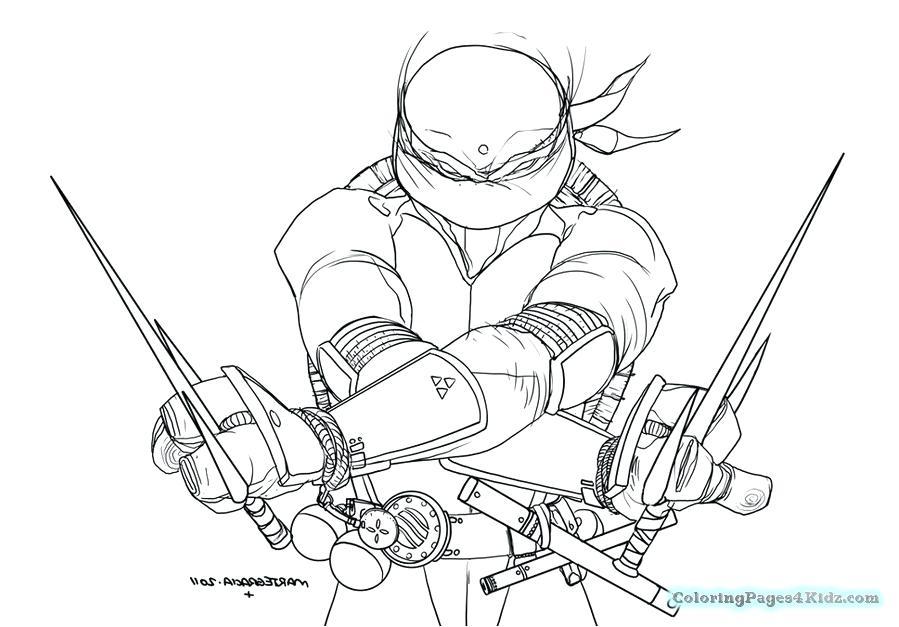 899x627 Teenage Mutant Ninja Turtles Coloring Pages Printable Teenage