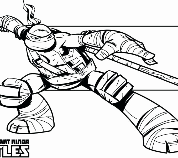 678x600 Nickelodeon Ninja Turtles Coloring Pages Best Of Ninja Turtle