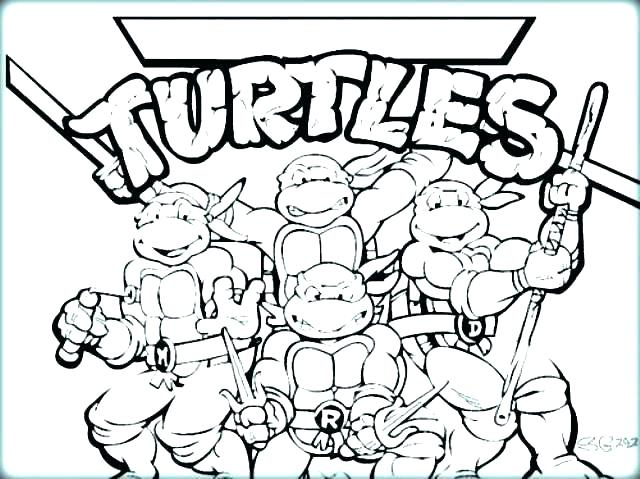 640x479 Tmnt Coloring Pages Coloring Pages Tmnt Coloring Pages Nick