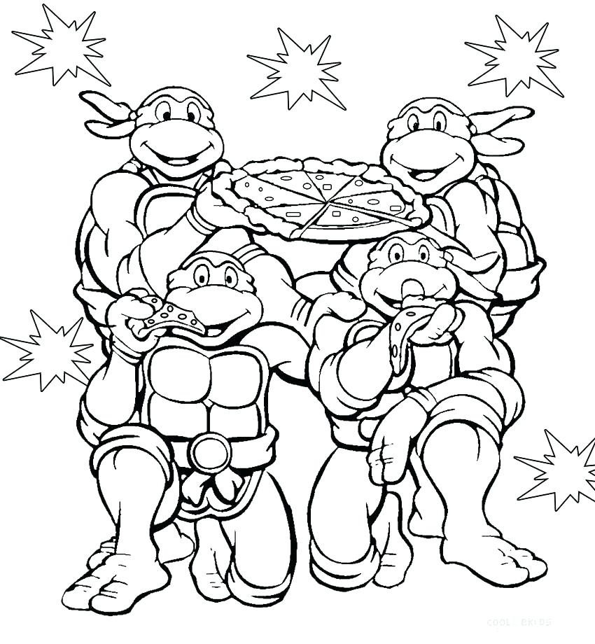 850x920 Tmnt Coloring Pictures Teenage Mutant Ninja Turtles Coloring Pages