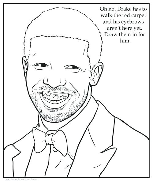 500x592 Nicki Minaj Coloring Pages Coloring Pages For Coloring Pages