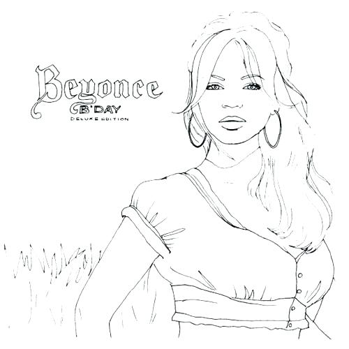 500x500 Nicki Minaj Coloring Pages Coloring Sheets Coloring Pages Lovely