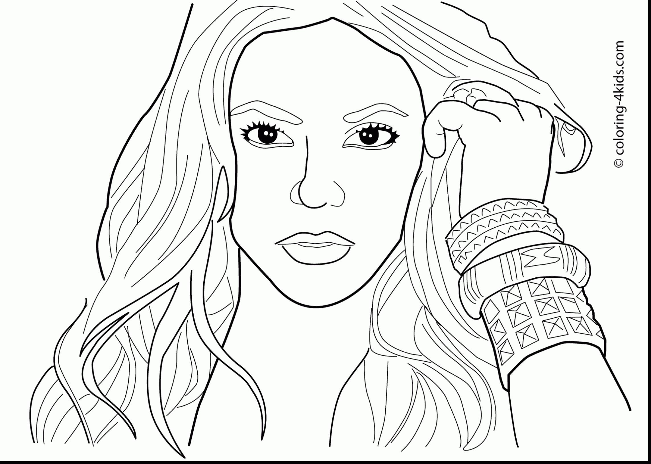 2286x1631 Nicki Minaj Coloring Pages