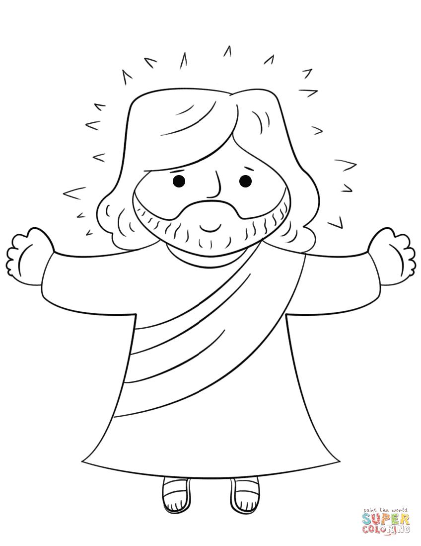 Nicodemus Coloring Page At Getdrawings Com Free For