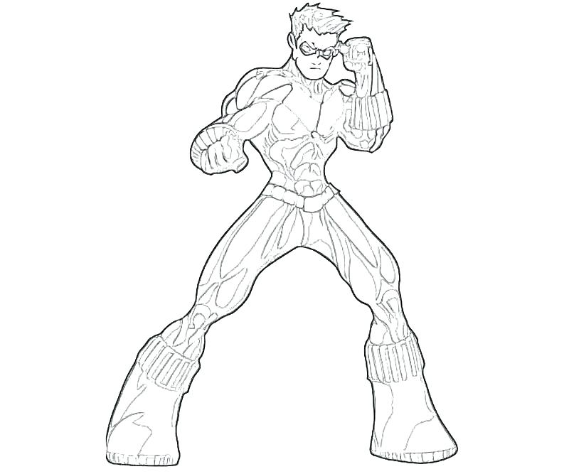 800x667 Nightwing Coloring Pages This Is Coloring Pages Images Coloring