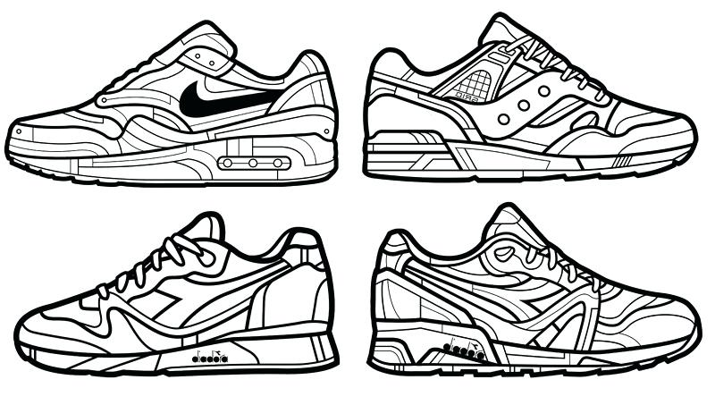800x453 Nike Coloring Pages More Coloring Pages Nike Coloring Pages Shoes