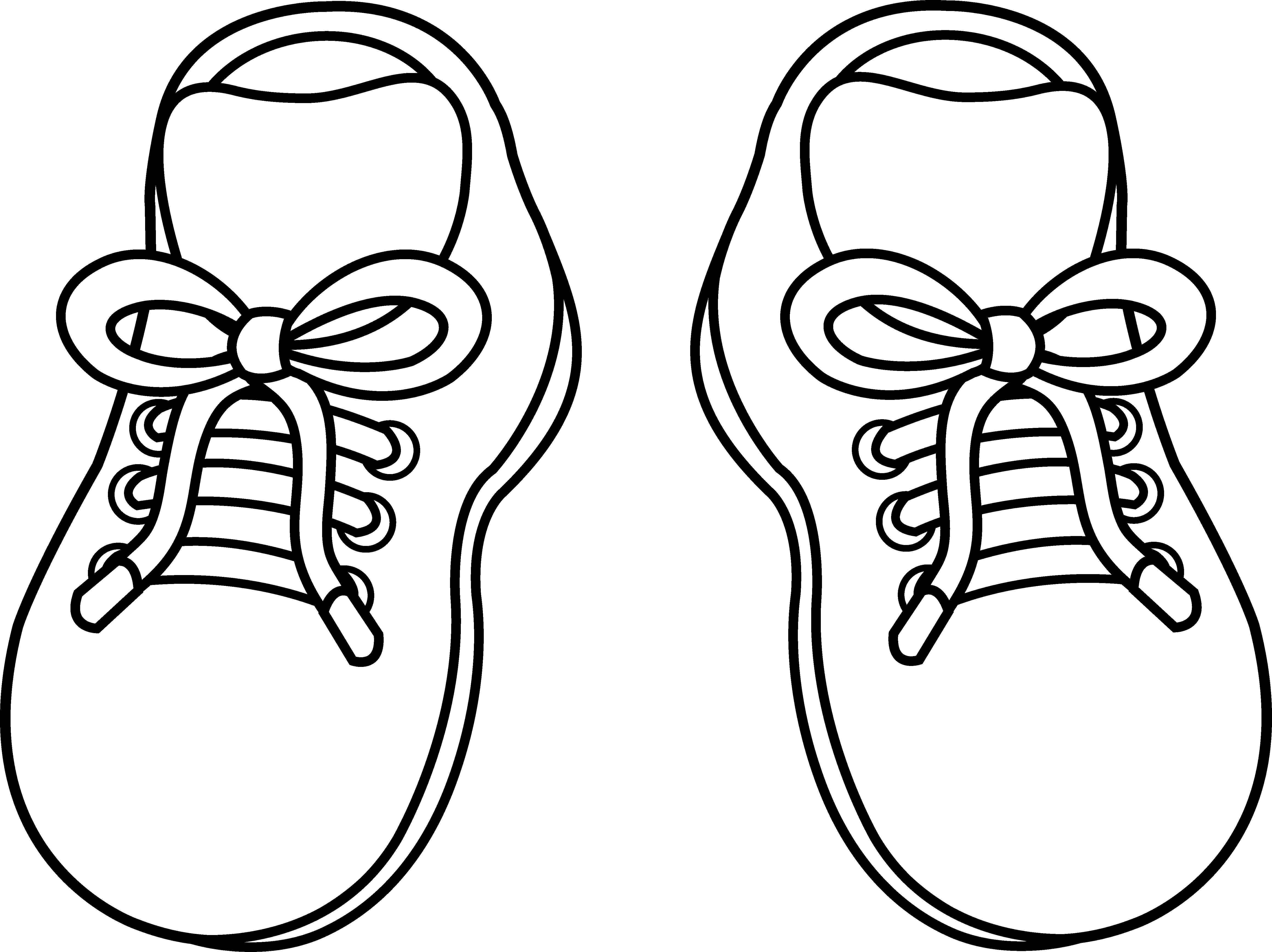 5540x4147 Leather Boot Coloring Page Free Printable Stunning Pages Shoes
