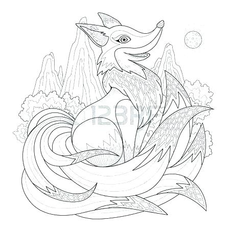 450x450 Auto B Good Coloring Pages Tails The Fox Coloring Pages Graceful