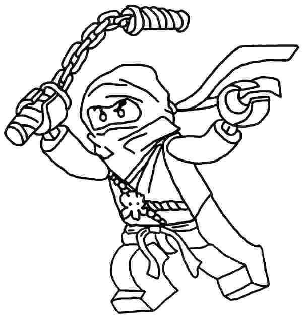 603x634 Ninjago Coloring Pages Free Printable Good Ninja Coloring Pages
