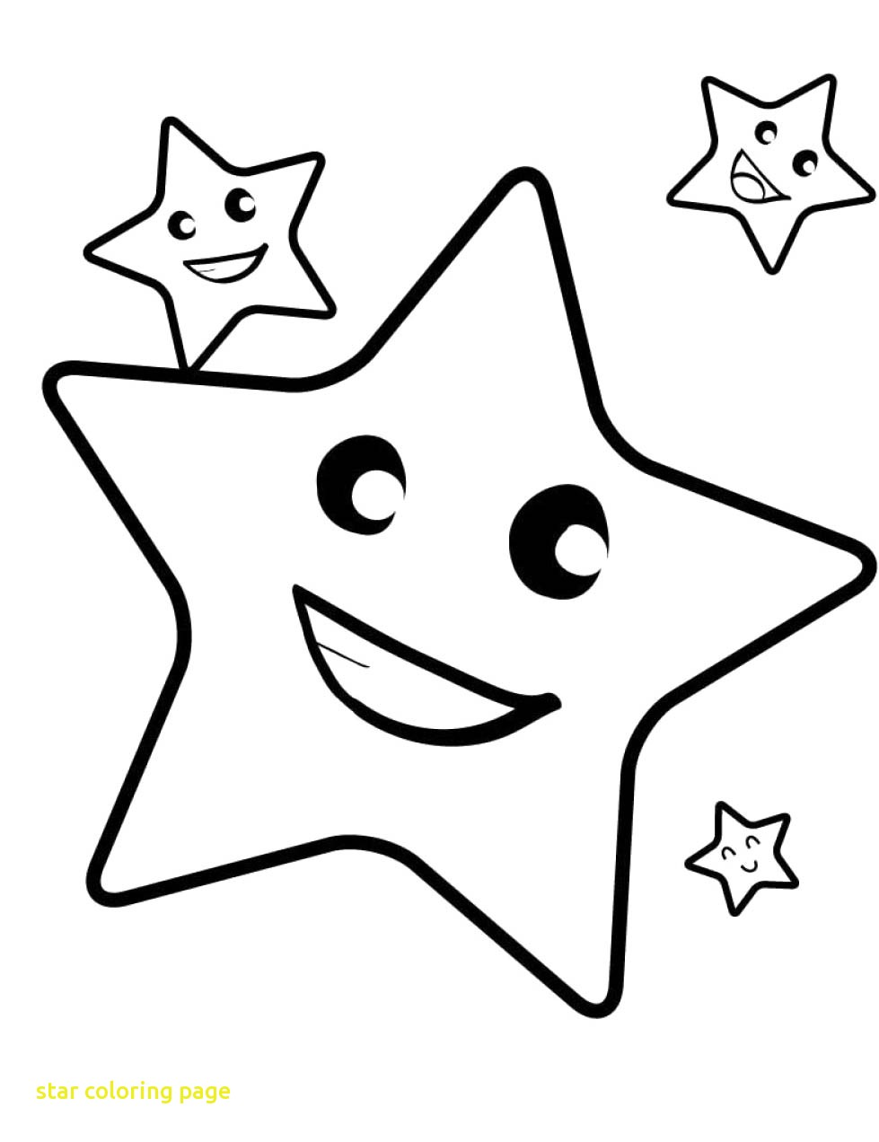 979x1272 Star Coloring Page Pages Of Stars