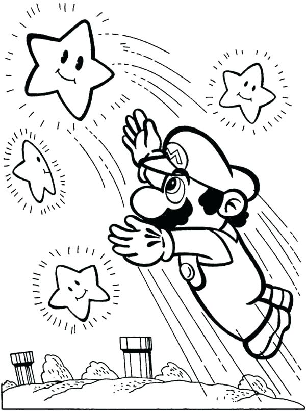 600x806 Stars Coloring Pages Super Coloring Pictures Super Brothers Reach