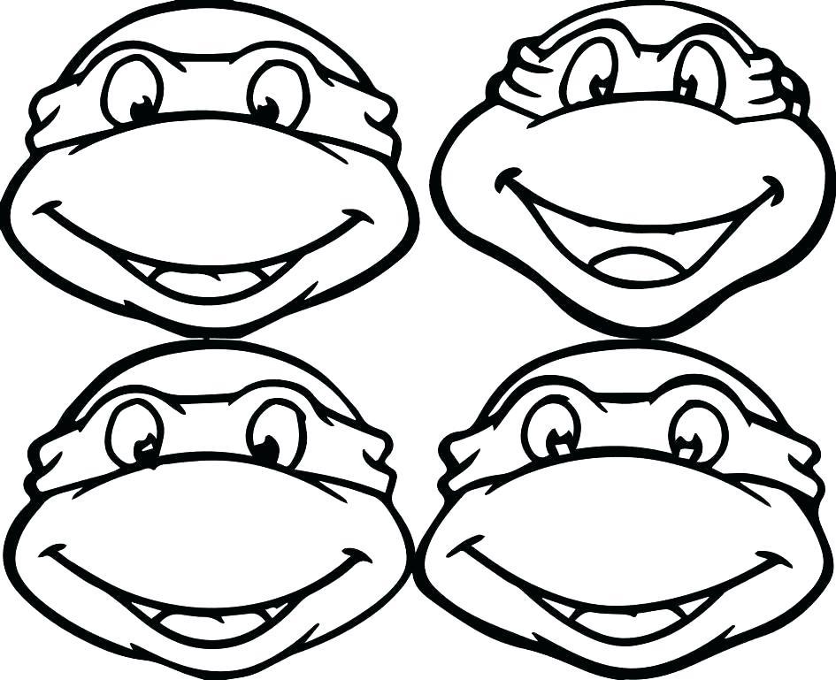 945x769 Ninja Turtle Christmas Coloring Sheets Ninja Turtle Coloring Pages