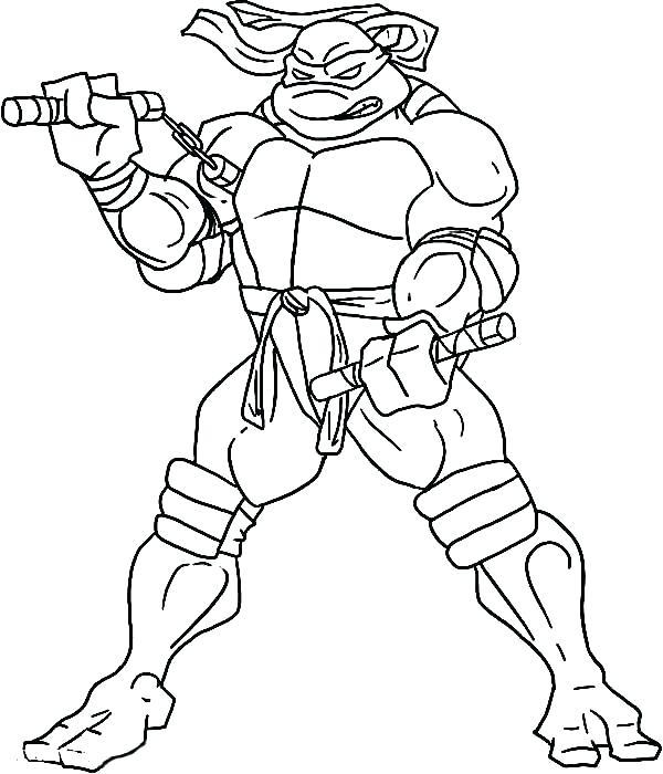 600x700 Coloring Pages Ninja Turtles Fresh Teenage Mutant Ninja Turtles