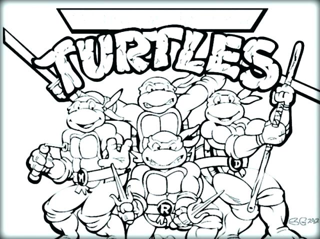 640x479 Ninjas Coloring Pages Ninja Coloring Book Ninja Turtles Coloring