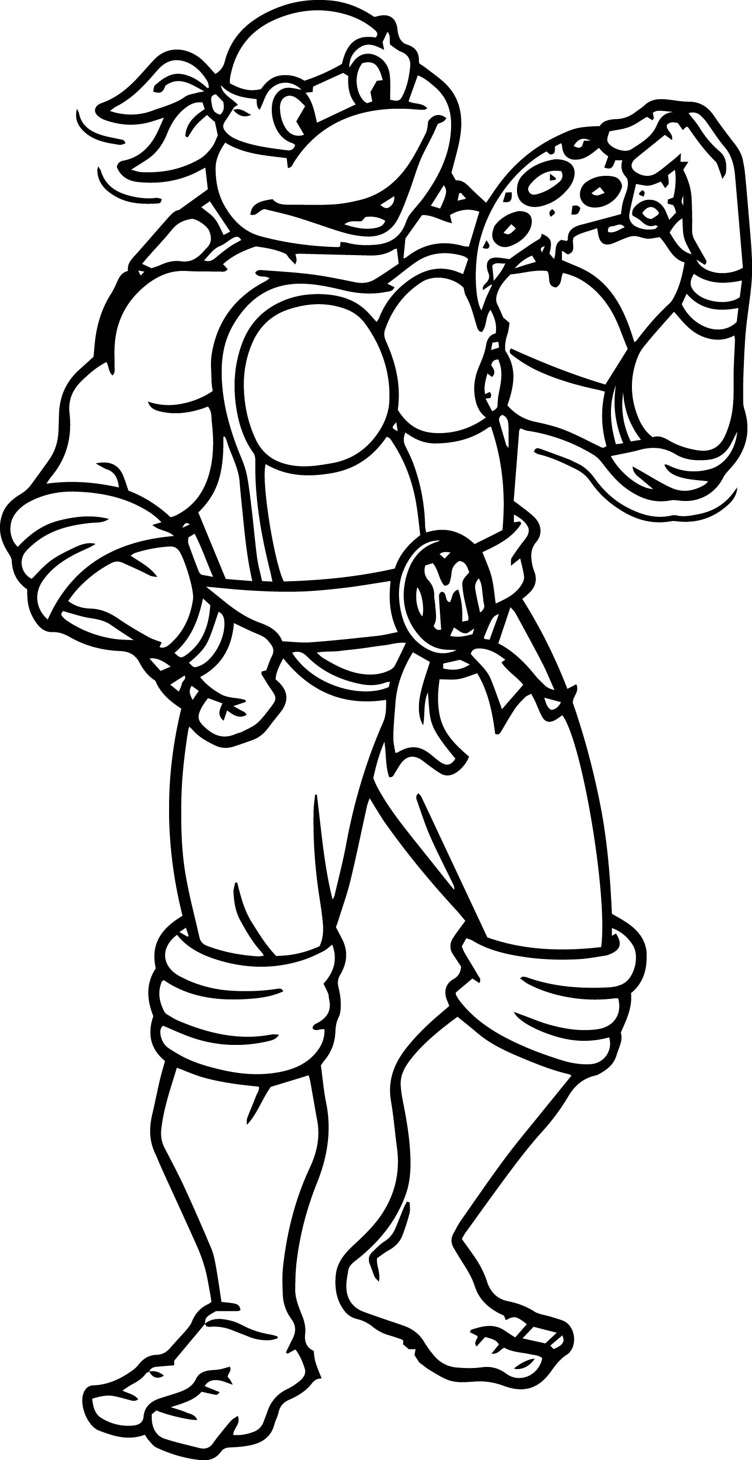 1472x2856 Ninja Turtle Cartoon Coloring Pages Wecoloringpage Coloring Pages