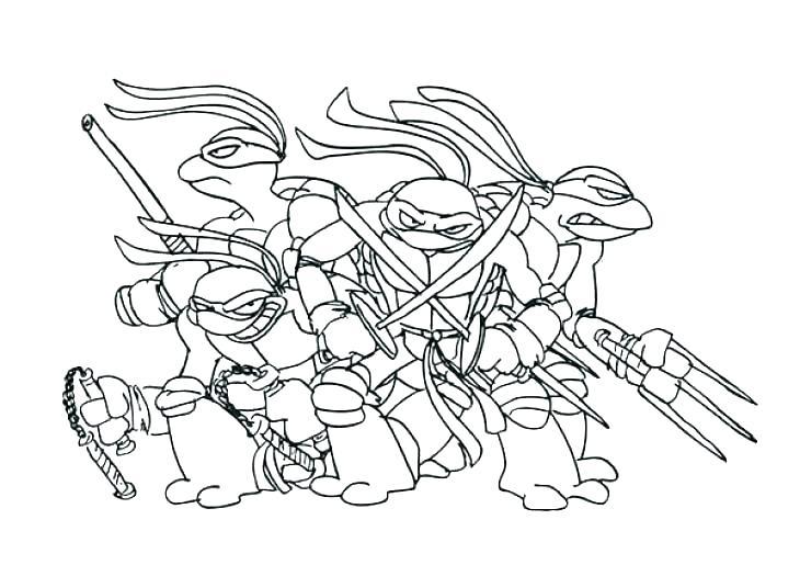 730x515 Ninja Turtles Coloring Pages Raphael Teenage Mutant For Kids Free