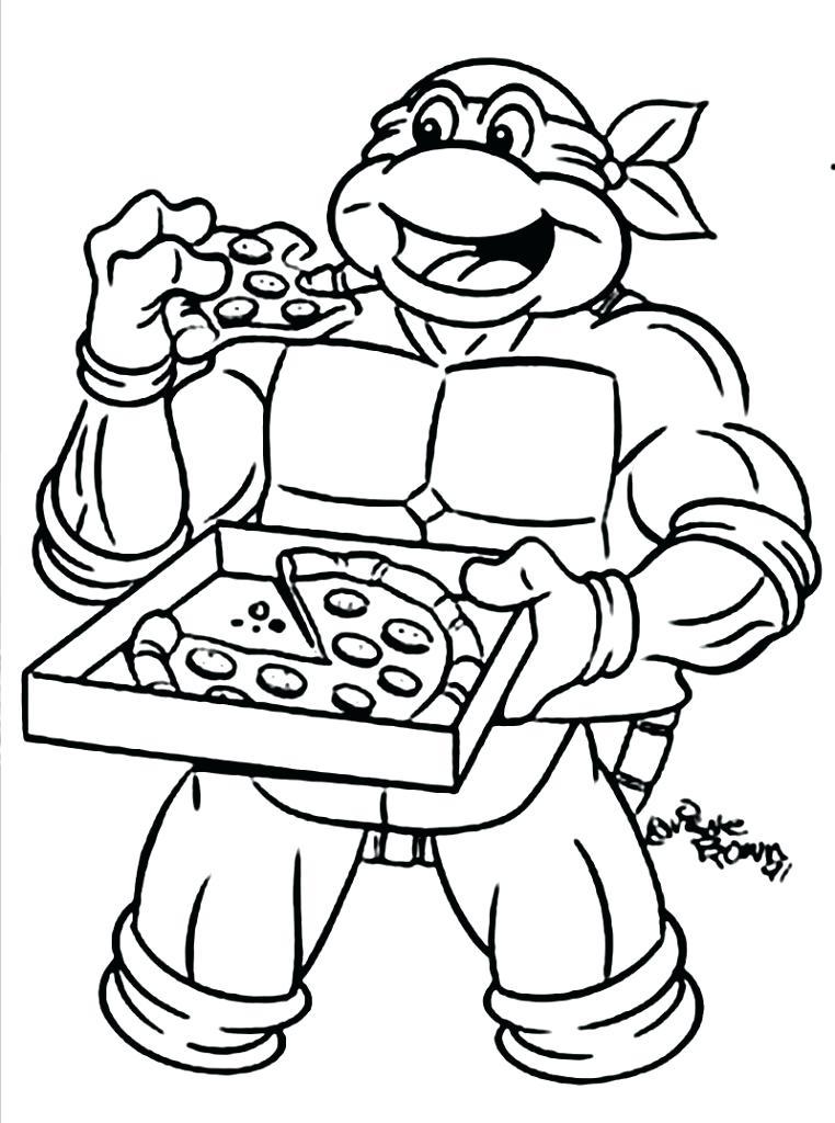 762x1024 Raphael Ninja Turtle Coloring Pages Printable Teenage Mutant