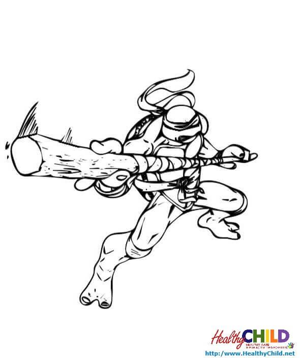 590x704 Tmnt Donatello