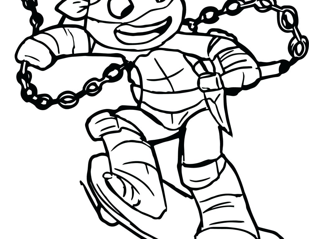 994x768 Teenage Ninja Turtles Coloring Pages Get This Teenage Mutant Ninja