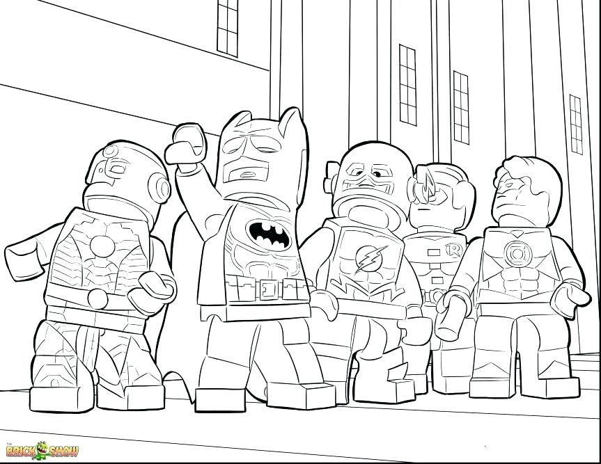 863x667 Lego Ninja Coloring Page Coloring Pages To Print Amazing Movie
