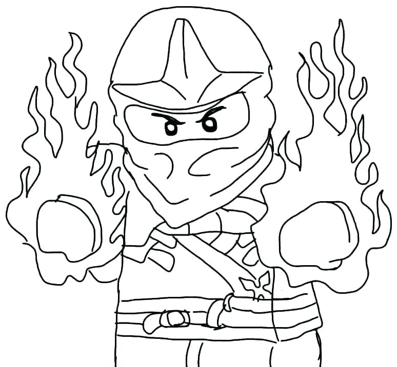 Ninjago Coloring Pages at GetDrawings com | Free for