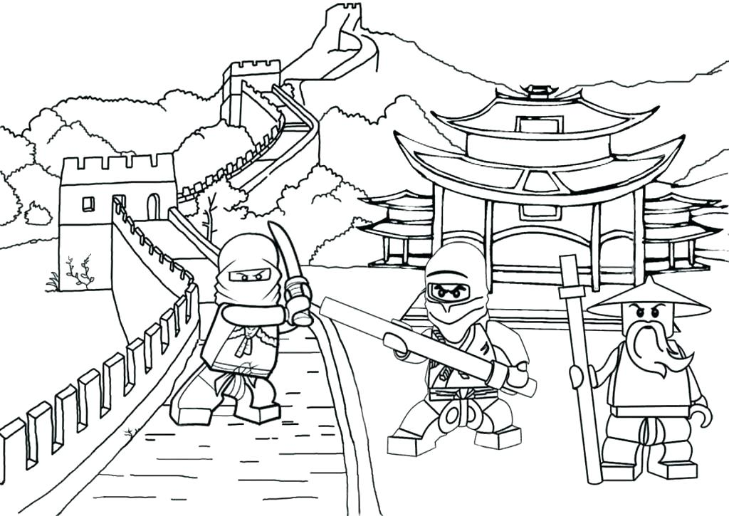 The Best Free Ninjago Coloring Page Images Download From 50 Free