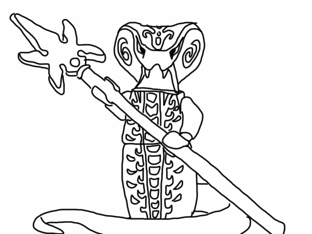 1024x768 Lego Ninjago Coloring Pages
