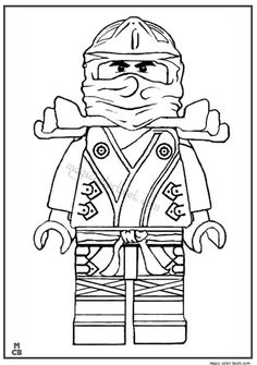 Ninjago Golden Ninja Coloring Pages At Getdrawings Free Download