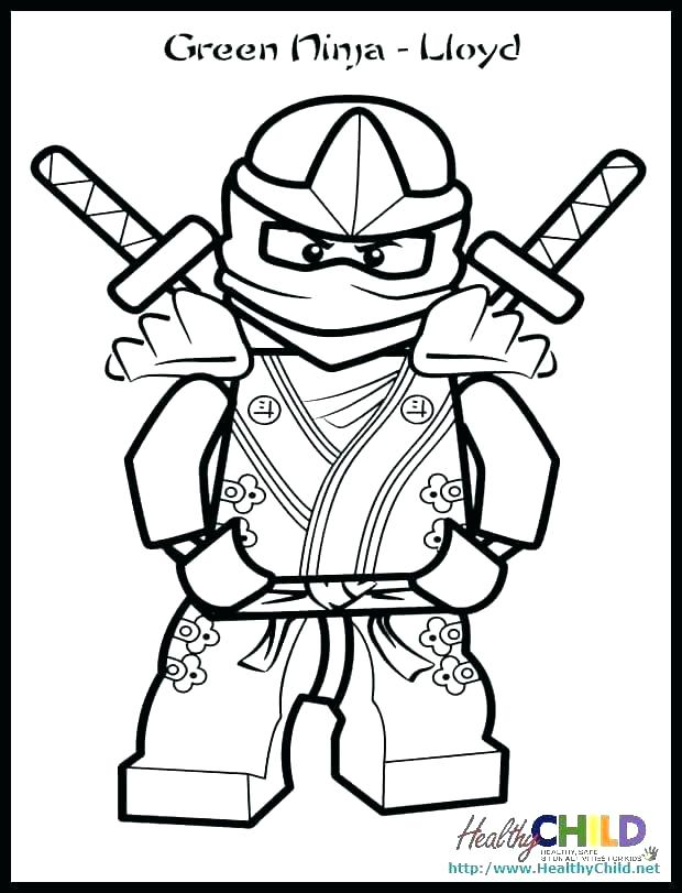 Ninjago Jay Coloring Pages At Getdrawings Com Free For Personal