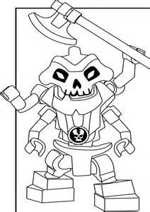 212x300 Ninjago Lord Garmadon Coloring Ninjago