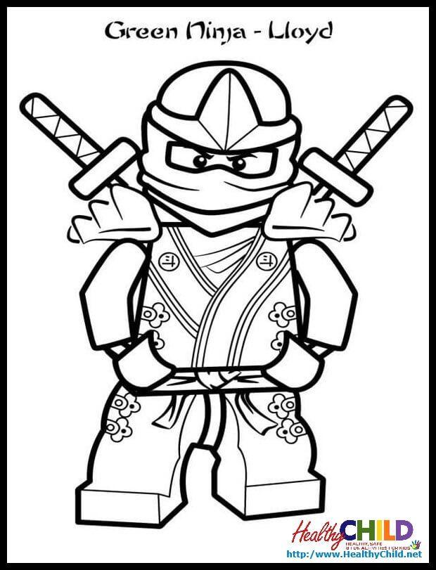 620x811 Ninjago Lloyd Zx Lego Ninjago Coloring Pages,lego Ninjago Coloring