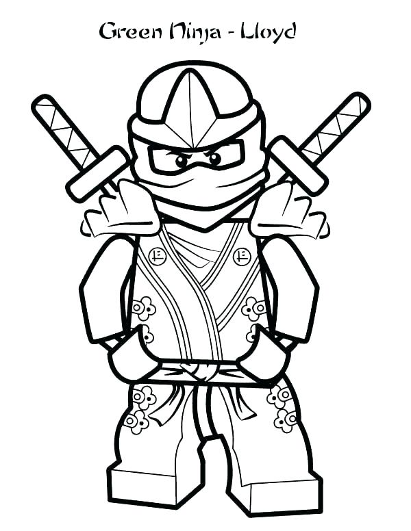 600x776 Lego Ninjago Colouring Pages To Print Coloring Pages Printable
