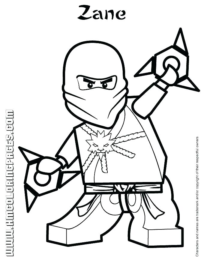 670x867 Ninjago Coloring Page Coloring Pages To Print Ninjago Coloring
