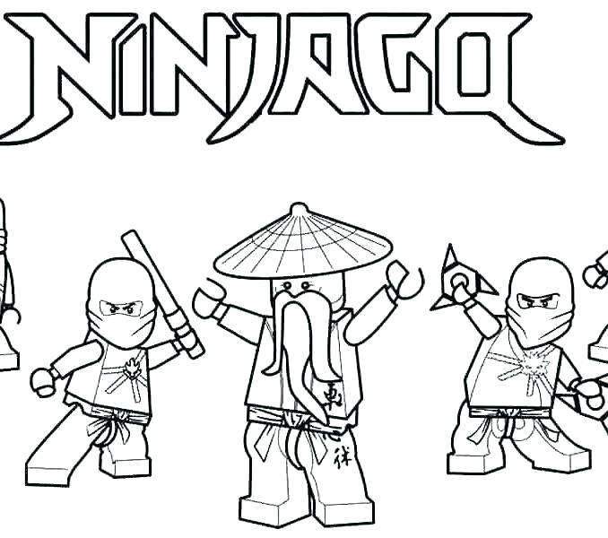 678x600 Ninjago Coloring Pages Free Coloring Pages Free Free Printable