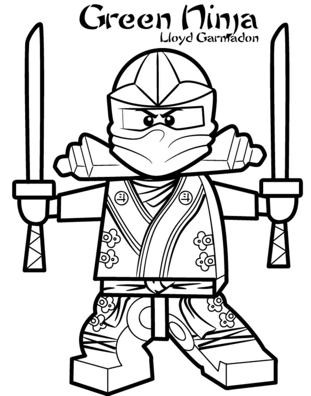 973x1240 Ninjago Printable Coloring Pages