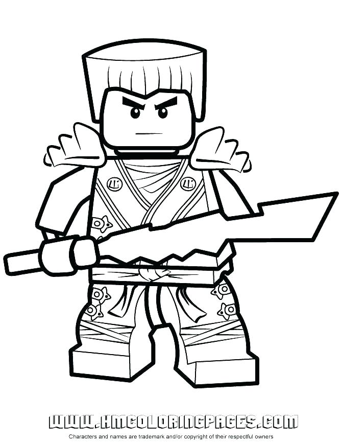 670x867 Ninjago Printable Coloring Pages Free Coloring Pages Coloring