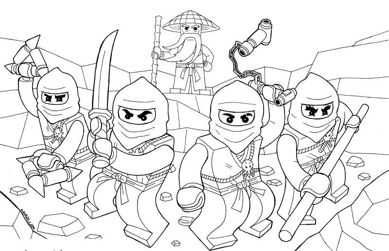 800x517 Ninjago Zane Coloring Pages Colouring Pages The Lego Ninjago Nya
