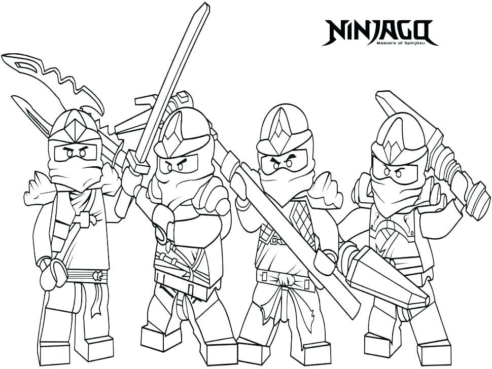 🏷️ Ninjago printable coloring pages pdf | All Ninjago ...
