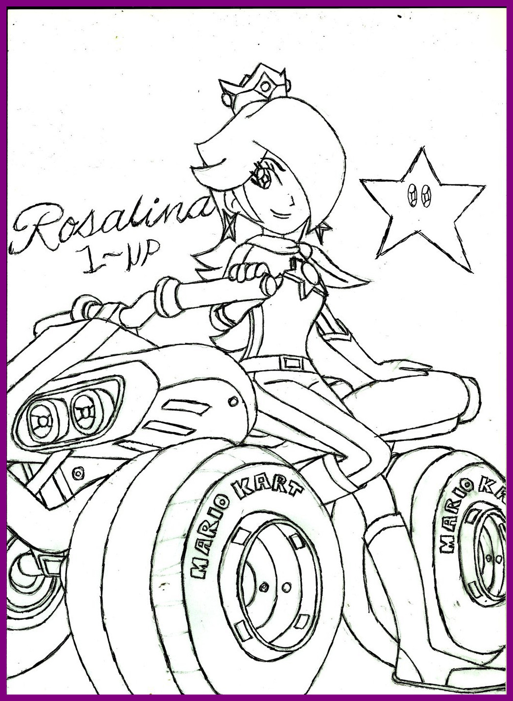 Nintendo Characters Coloring Pages at GetDrawings | Free ...