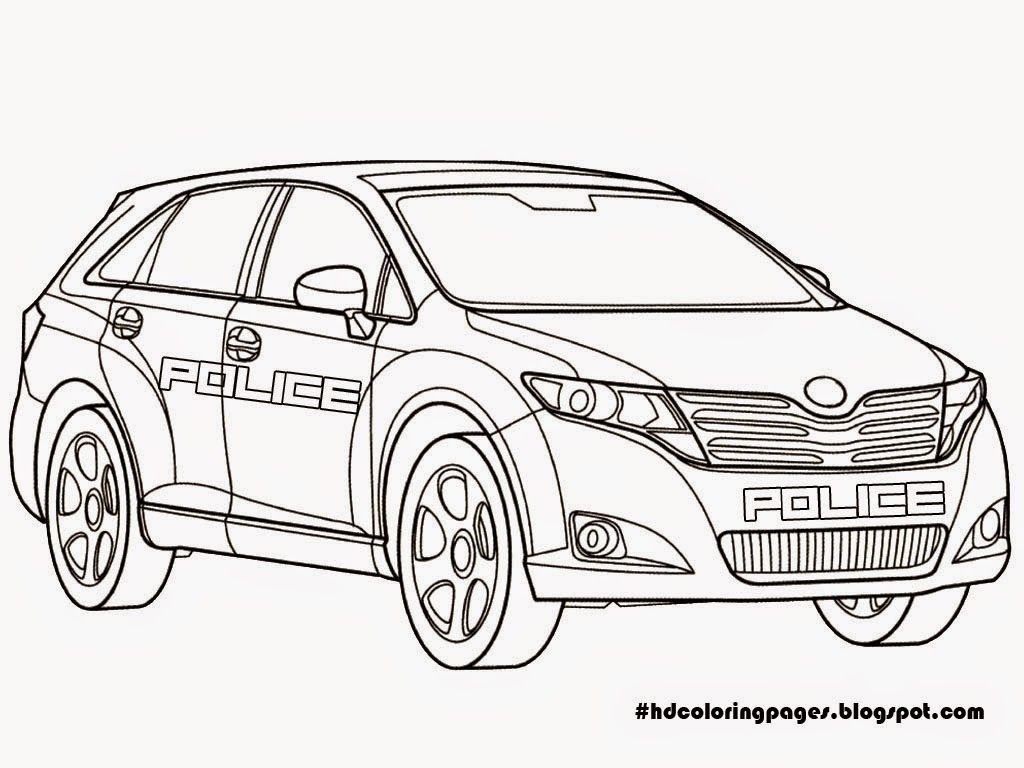 1024x768 Free Printable Police Car Coloring Pages Image Coloring Pages